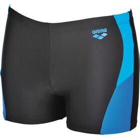 arena Ren Swim Shorts Men black-pix blue-turquoise